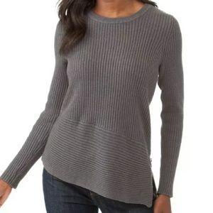 Michael Kors Knit Asymmetrical Hem Sweater